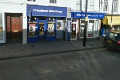 TOWN CENTRE</BR>A3 / A4 BAR TO LET