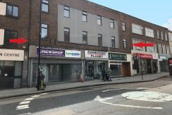 RETAIL/RESIDENTIAL INVESTMENT WITH PLANNING GRANTED FOR A FURTHER 9 RESIDENTIAL UNITS