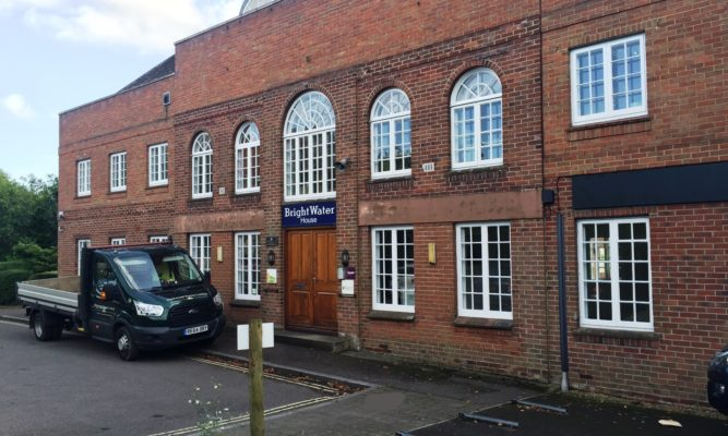OFFICE SUITE TO LET