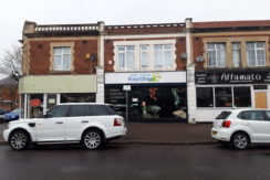 FREEHOLD SHOP AND MAISONETTE