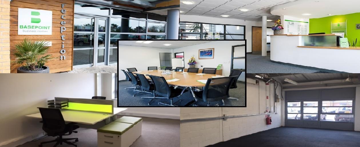 FLEXIBLE OFFICE/WORKSHOP SPACE