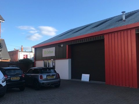 Warehouse/Business Unit To Let