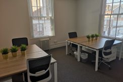 FULLY SERVICED OFFICES