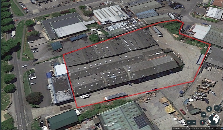 OFFICES, WORKSHOP STUDIOS AND SELF-STORAGE UNITS TO LET