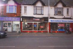 RETAIL PREMISES TO LET OR FOR SALE