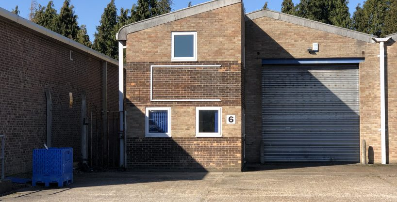 INDUSTRIAL UNIT FOR SALE OR TO LET