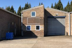 INDUSTRIAL UNIT TO LET OR FOR SALE