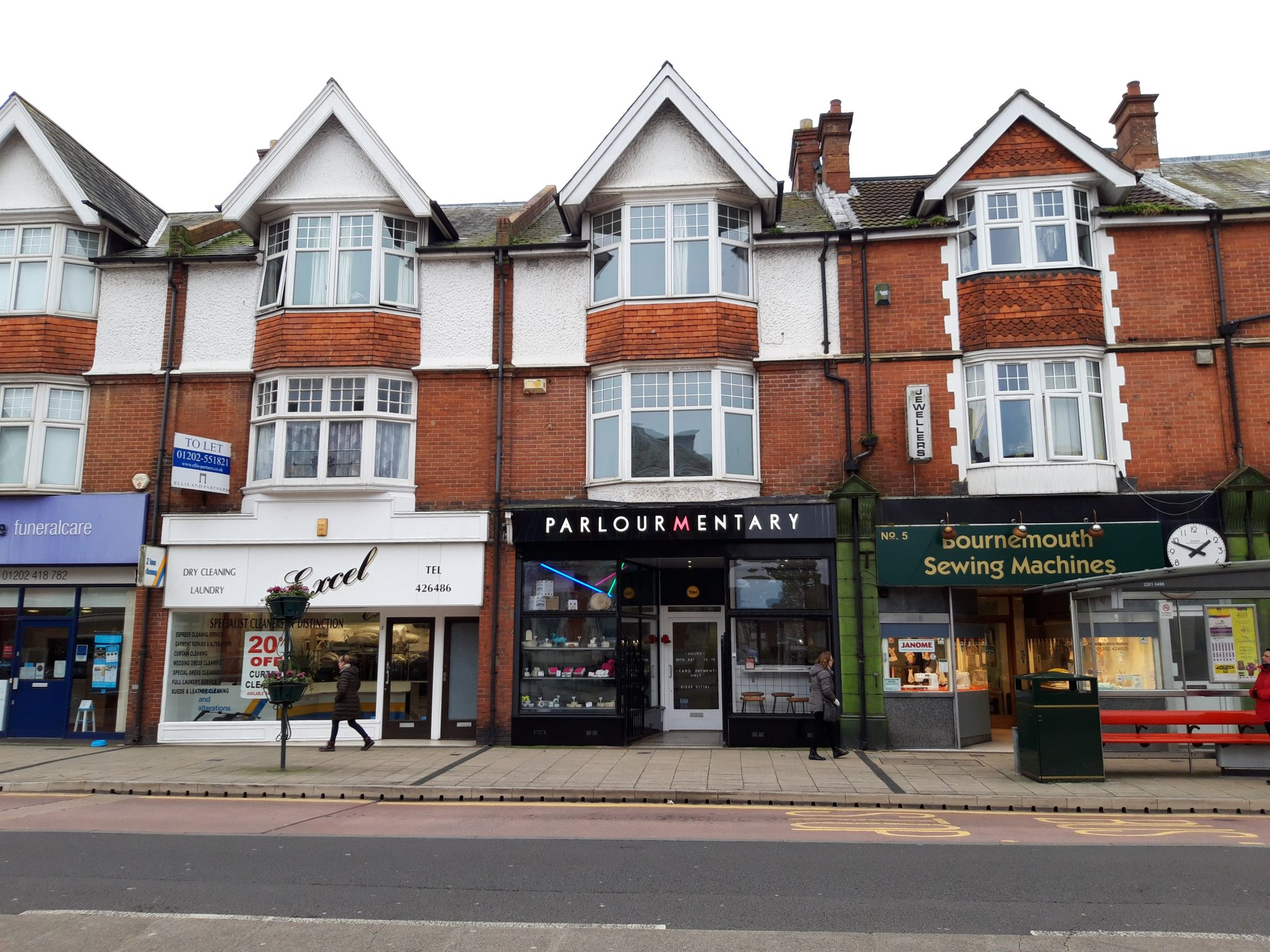 SHOP AND MAISONETTE INVESTMENT FOR SALE
