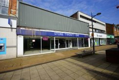LARGE RETAIL PREMISES