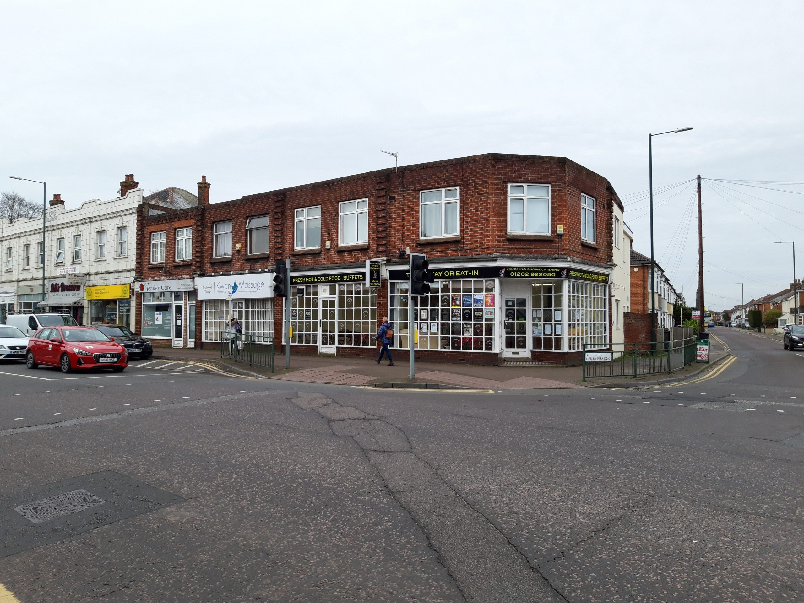 DOUBLE FRONTED SHOP FOR SALE/TO LET