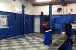 FULLY FITTED MOT TESTING CENTRE