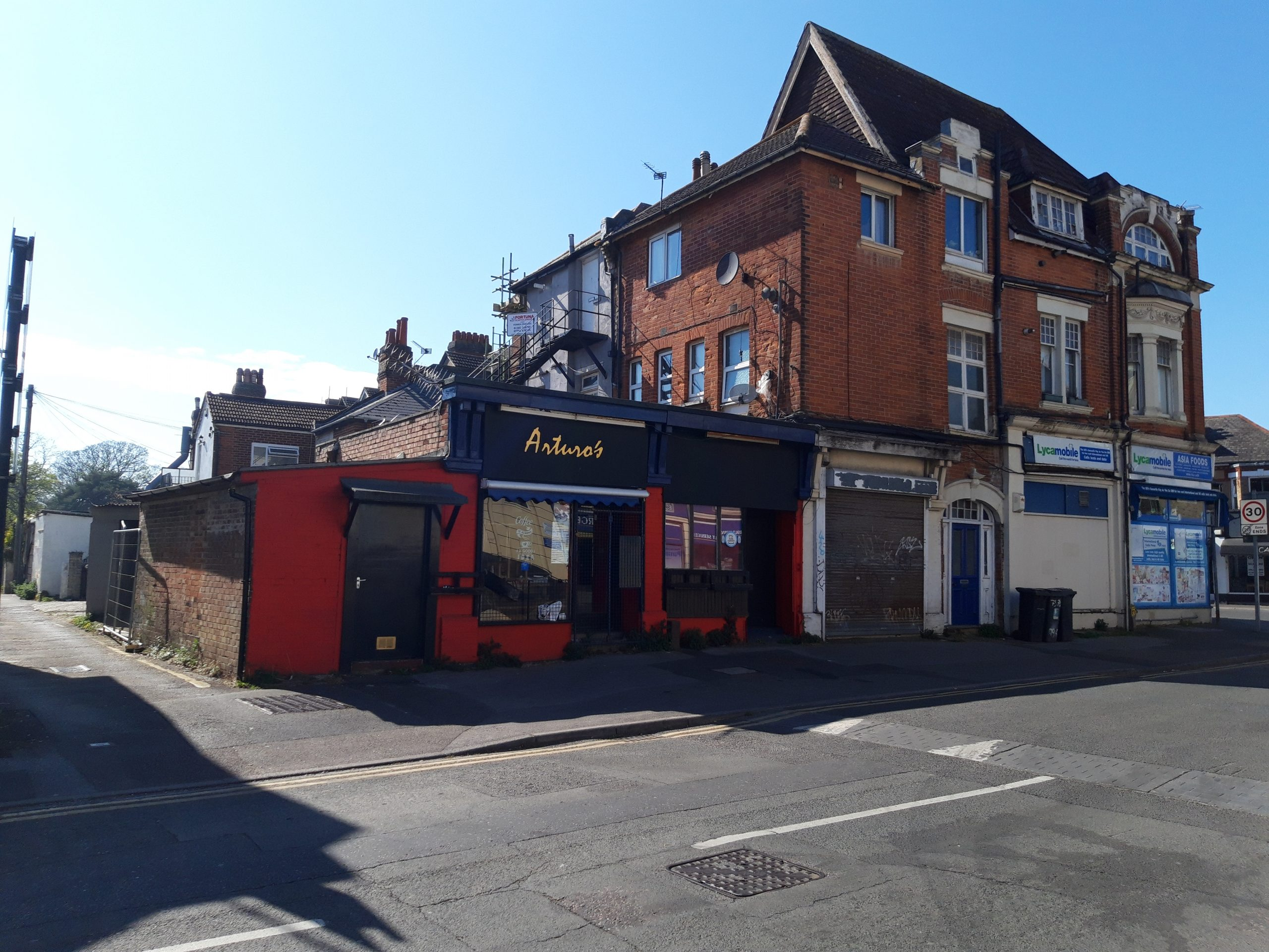 FREEHOLD SHOPS AND RESIDENTIAL GROUND RENTS