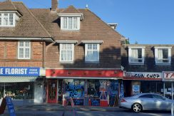 GROUND FLOOR SHOP AND 2 BED MAISONETTE