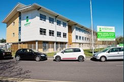 OFFICES TO LET