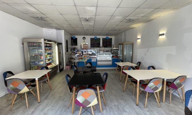main cafe
