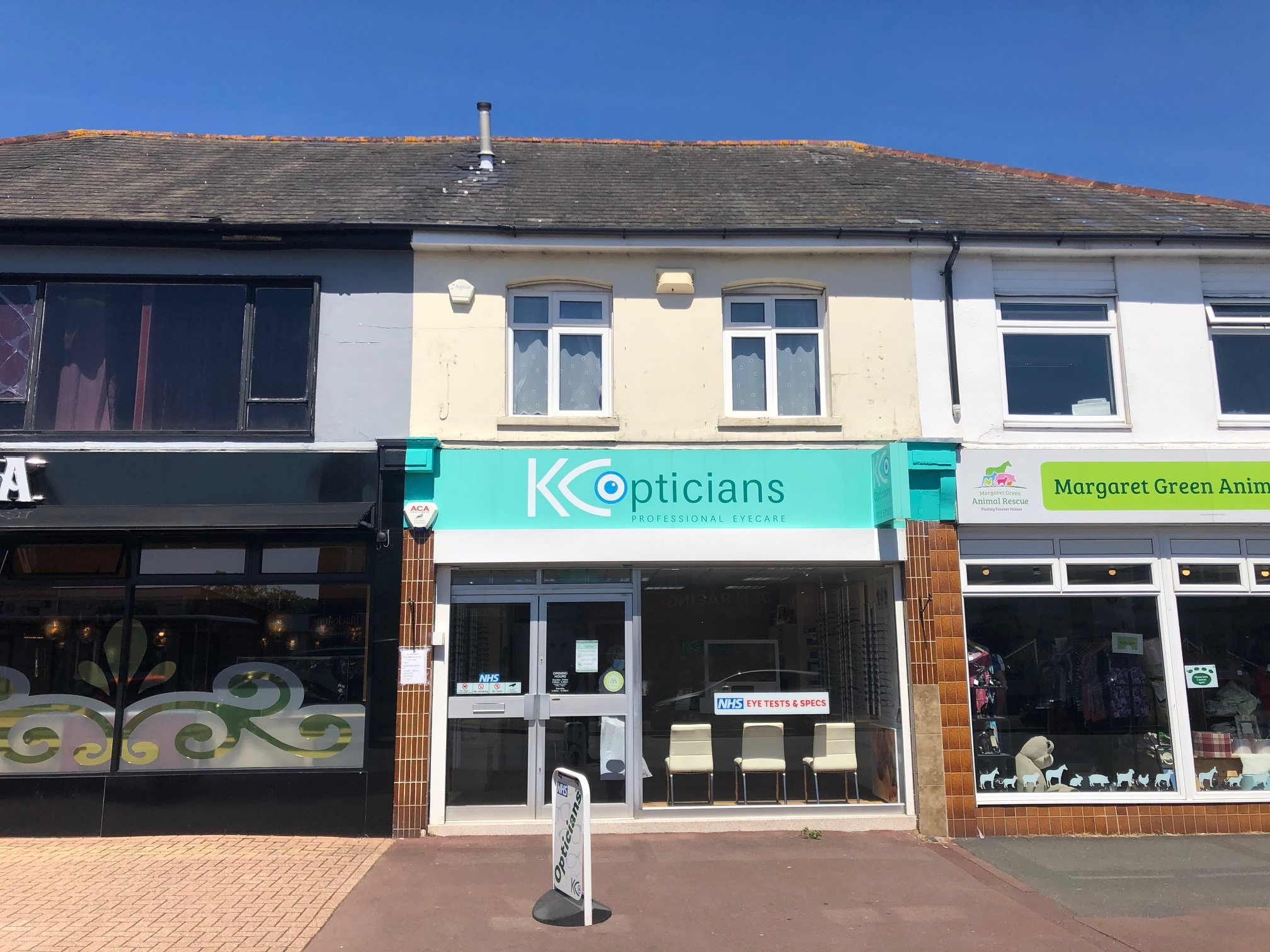 SHOP WITH FLAT – INVESTMENT FOR SALE