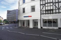8600 SQ.FT. TOWN CENTRE LOWER GROUND FLOOR WITH D2 CONSENT