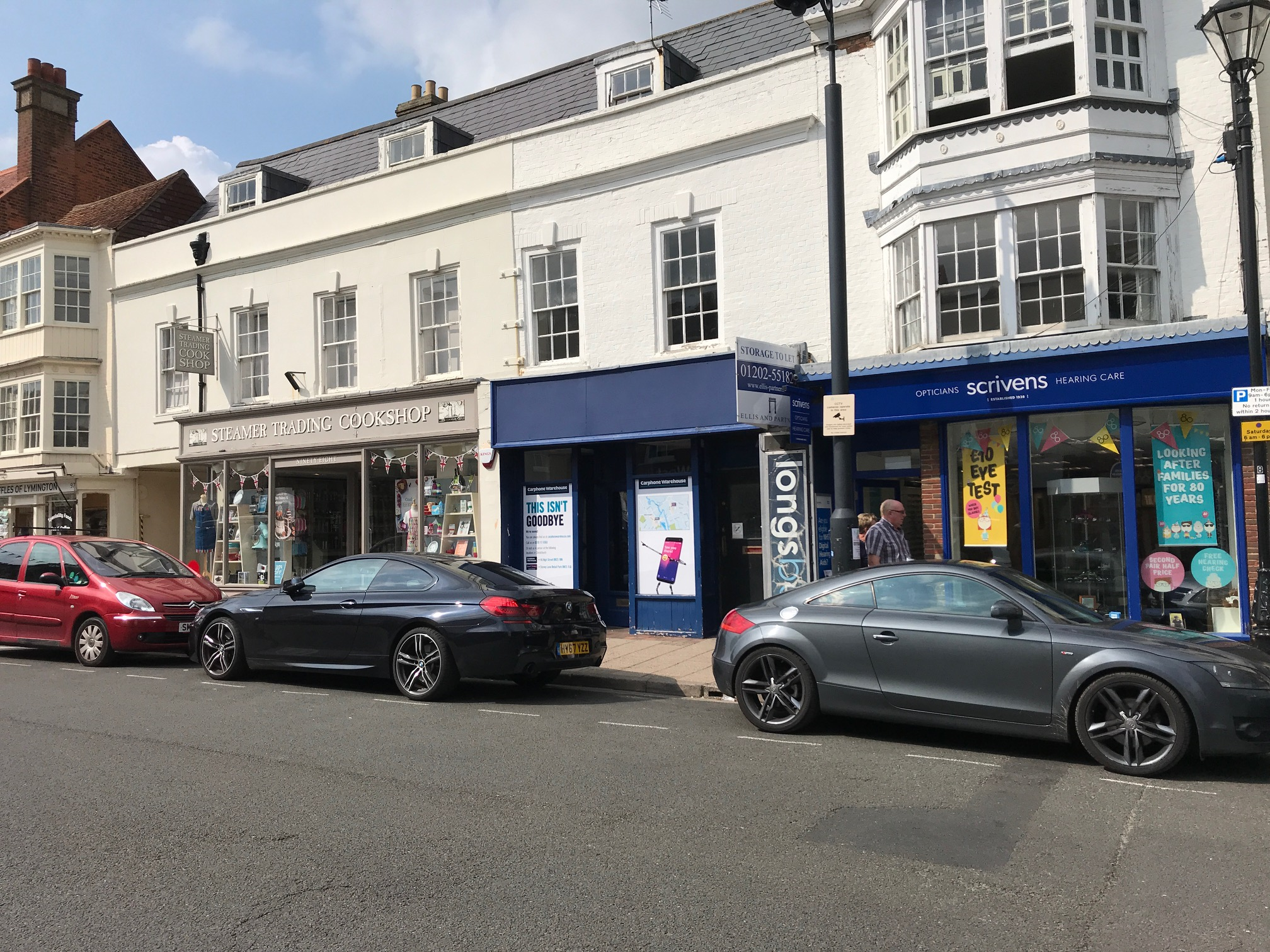 Lock Up Shop – To Let