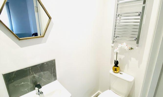 67KR - room 3 en suite view 2
