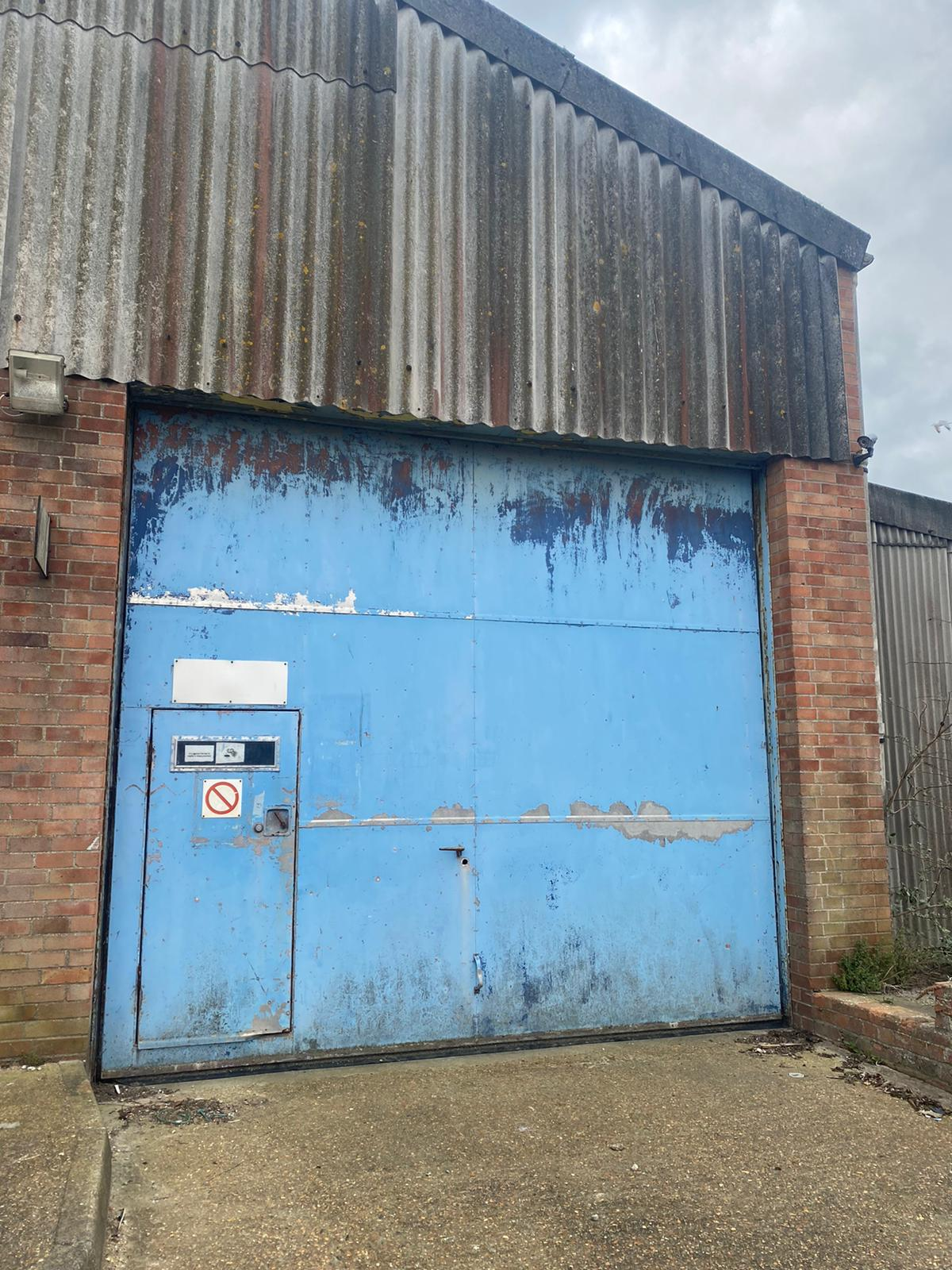 Front warehouse 3