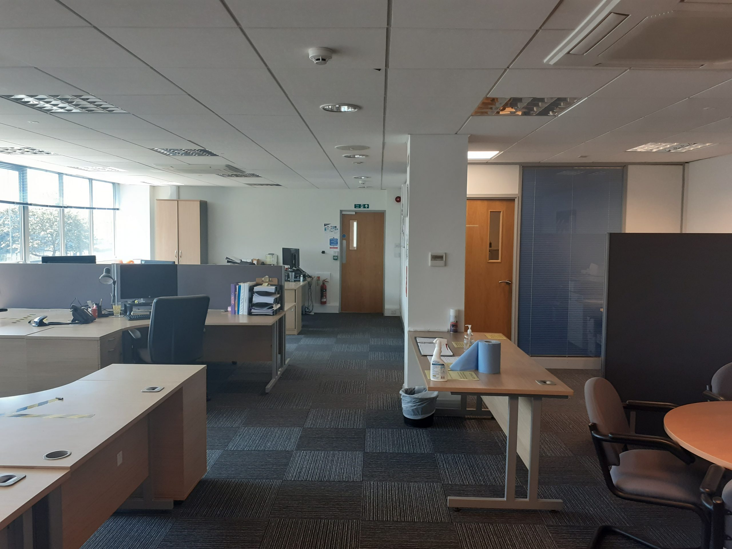 first floor left hand side office 2