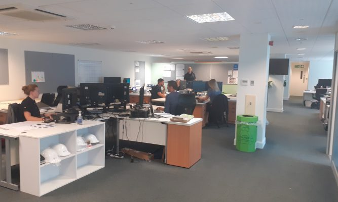 first floor right hand side office 3