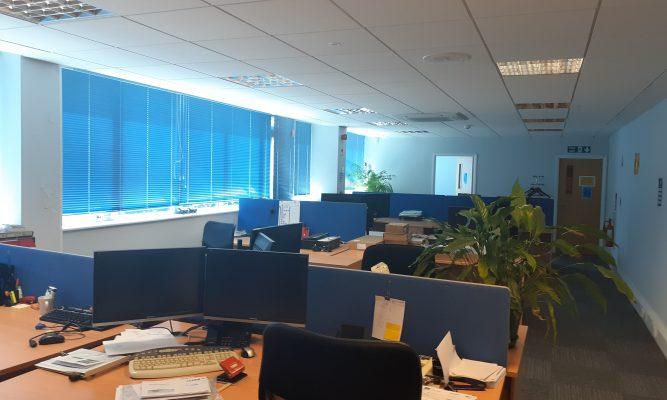 ground floor left hand side office 2
