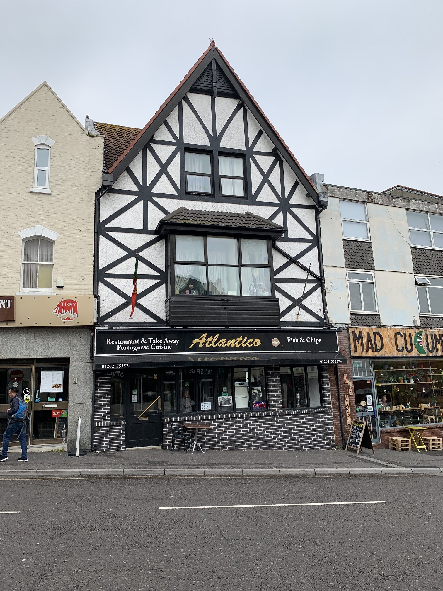 SHOP AND FLATS INVESTMENT