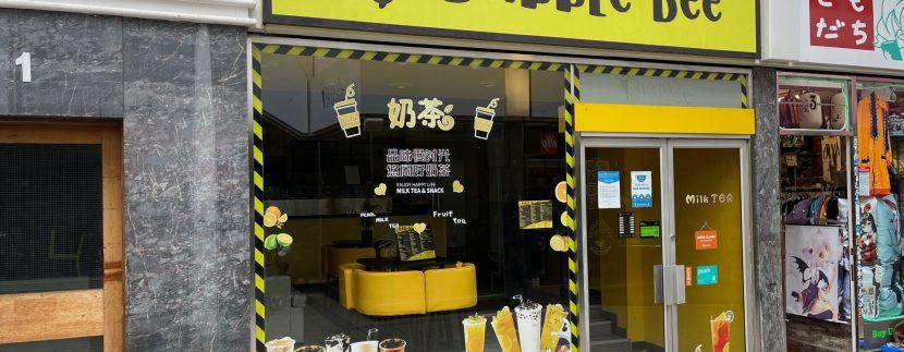 TOWN CENTRE SHOP UNIT - BUSINESS FOR SALE